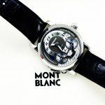 モンブランの腕時計|どこよりも高価買取査定に努めます
