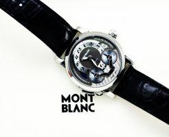 Montblanc あなたの時計、売ったら今いくら
