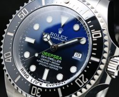 ROLEX Sea Dweller Deep Sea D-Blue Ref.116660