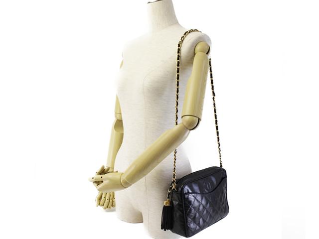 滋賀県シャネルマトラッセチェーンショルダーバッグ買い取り商品ご紹介ページです