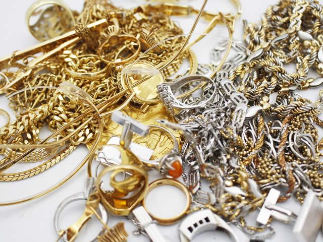 滋賀県貴金属高価買取